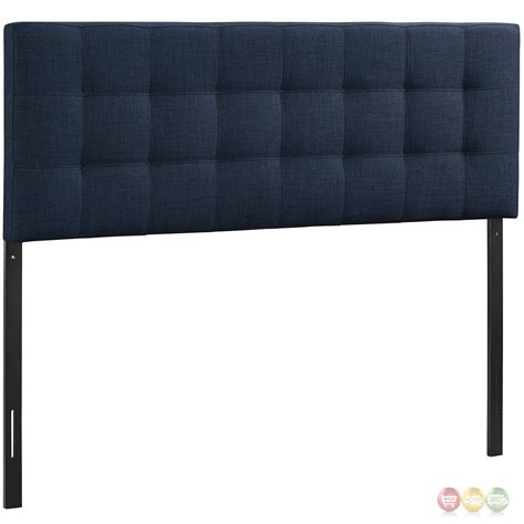 contemporary king headboard contemporary fabric button tufted king headboard navy