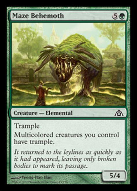 mazzo bestia magic embodiment of fury oath of the gatewatch mtg visual spoiler