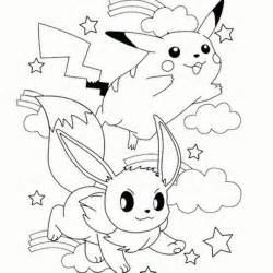cartoon printable pokemon coloring pages pikachu coloring tone