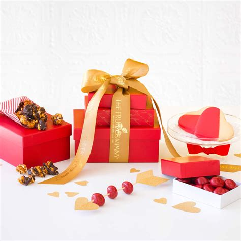 corporate valentines gifts scrumptious valentines day business gifts