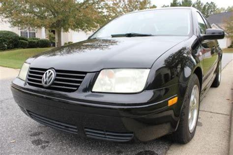 2002 Volkswagen Jetta Tdi Mpg by Buy Used 2002 Vw Jetta Tdi Diesel 40 Mpg In