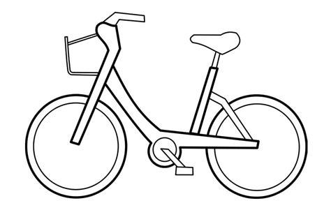 imagenes de bicicletas faciles para dibujar p 225 gina para colorir bicicleta img 22721