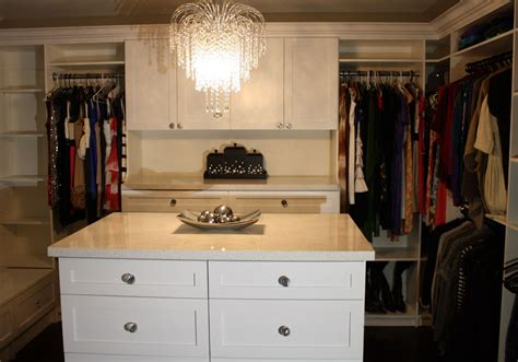 Closet Island Furniture burlington walk in closet toronto custom concepts kitchens bathrooms wall units basements
