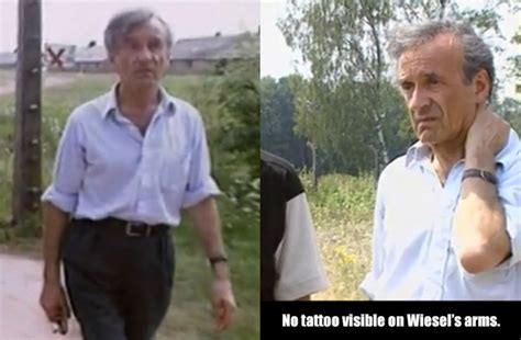 elie wiesel tattoo elie wiesel hoaxer and zio