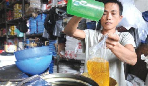 Minyak Kelapa Sawit Curah pemerintah larang penjualan minyak goreng curah