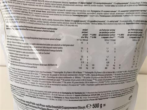 protein test eiwei 223 pr 228 parate viel geld f 252 r wenig nutzen test