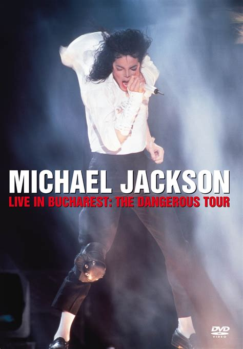 Necapaific Crim Ultimate Dipsy Dangers michael jackson live in bucharest the dangerous tour dvd