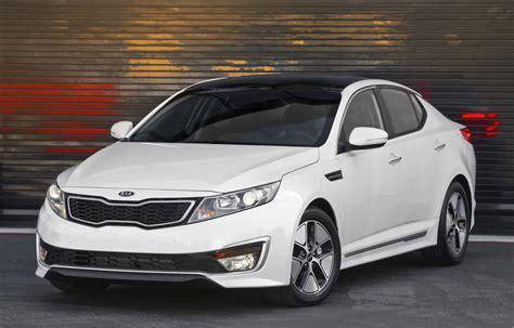 Kia Optima Accessories 2012 2011 Kia Optima Hybrid Is Pegged At 26 500