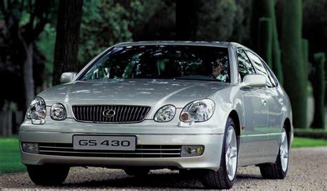 lexus sedans 2005 lexus gs sed 225 n 2000 2005 opiniones datos t 233 cnicos precios