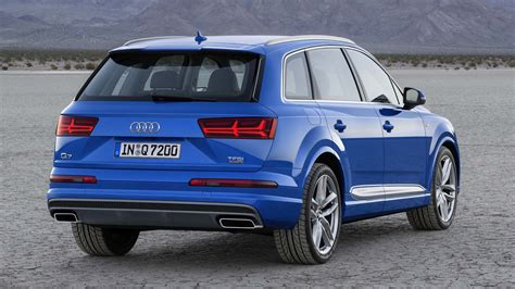 audi q7 second generation 7 seater suv debuts image 295881