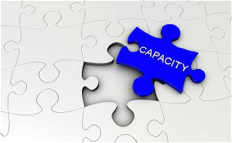 Capacity capacity building capacity development