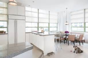 bethenny frankel s newly remodeled loft in nyc hooked on