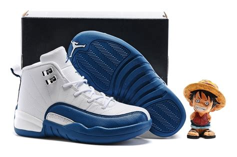 air kid shoes sale air 12 blue for sale new
