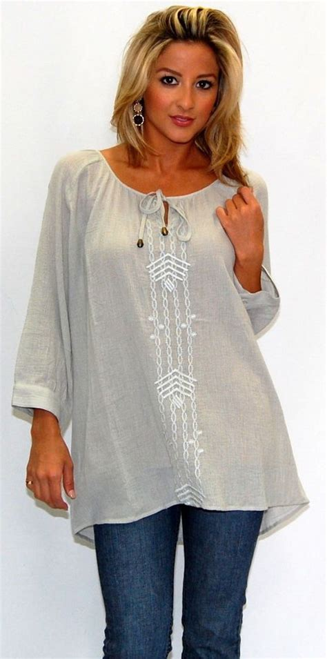 Blouse Knit Morenq tops boutiques and plus size on