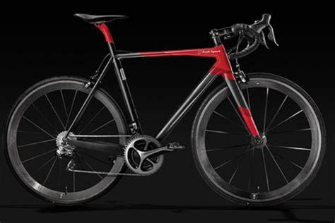 audi cycling audi unveils bike that costs as much as a car cycling weekly