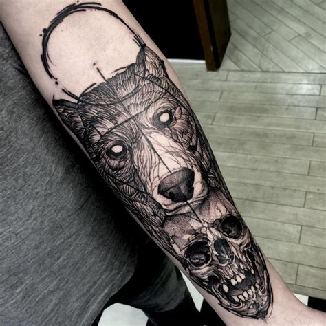 bear skull tattoo literally the best 65 skull tattoos in history tattoomagz