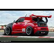 Juke To Make It Into A Race Car Vents Hint At Rear Mounted Engine