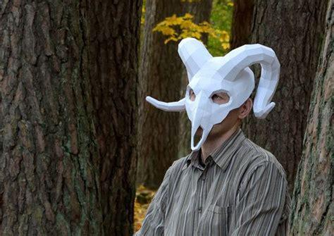 printable ram mask 17 best ideas about ram skull on pinterest aries ram