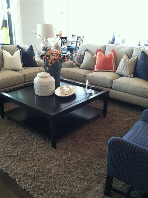 living room decorating with blue and orange navy and 20 navy and orange living room orange and navy living