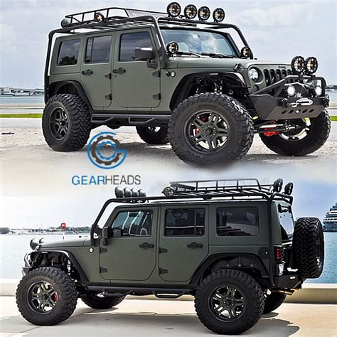 Jeep Miami Cec Miami Jeep Wrangler Build