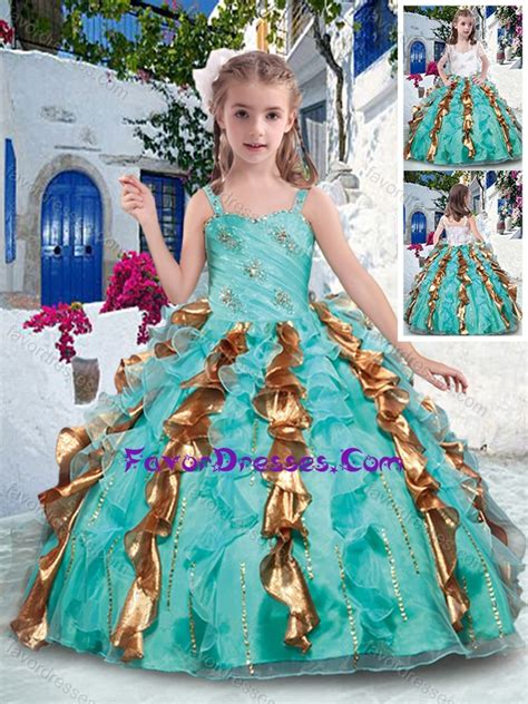 prom dresses 2015 jvn 89575 18900 cheap prom gowns for 2015 lovely straps little girl pageant dresses with beading and