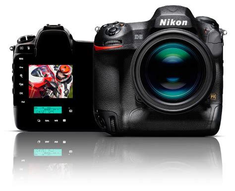 nikon d5 professional dslr with 4k uhd more