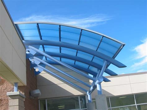 commercial awnings canopies commercial canopies skyshade 3100 extech inc