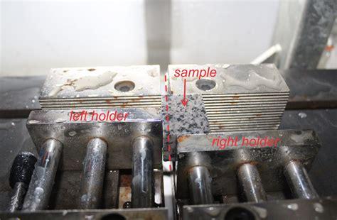 Pemotong Chip Membuat Rock Chip Untuk Preparasi Thin Section Lab Geo Ung