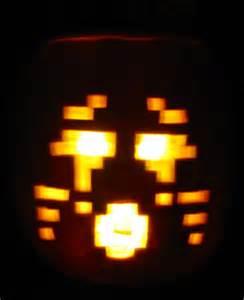 minecraft pumpkin template carving pumpkins other fan fan show your
