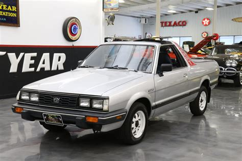 how to sell used cars 1986 subaru brat electronic toll collection 1986 subaru brat for sale 66923 mcg