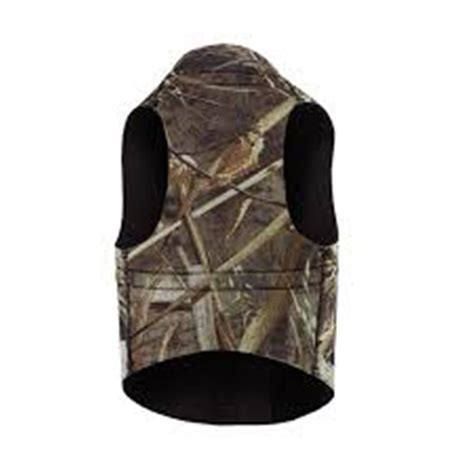 puppy vest camo neoprene vest max 5 realtree 667275 vests apparel at sportsman s guide