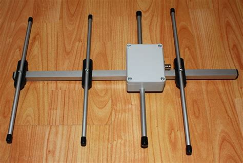 portable uhf  elements yagi antenna yohhps blog