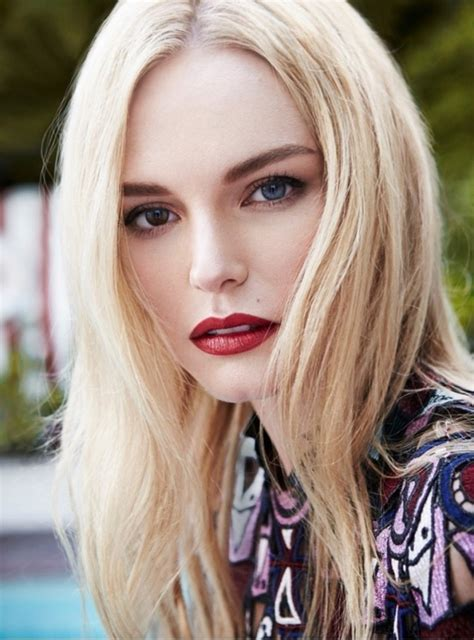 Kate Bosworth Vodianova by Kate Bosworth For Instyle Uk By Max Abadian