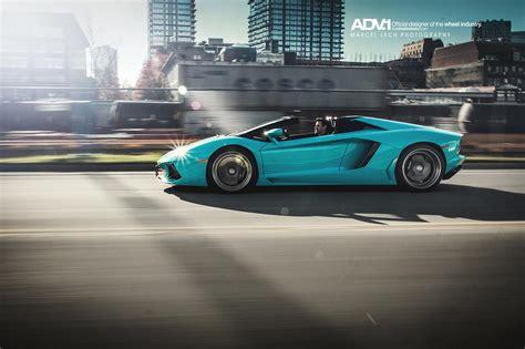 Lamborghini Aventador Roadster Colors Lamborghini Creates Glauco Color For Aventador