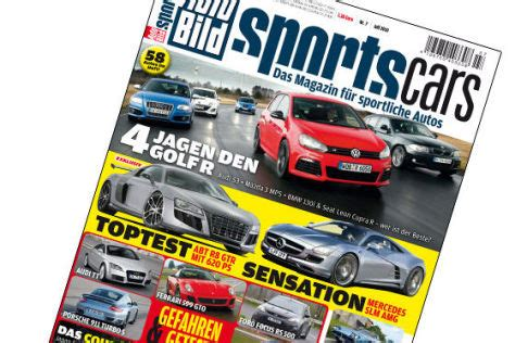Auto Bild Sportscars 6 2017 by Exklusiv Abt R8 Gtr Im Test Autobild De