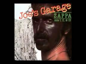 frank zappa joe s garage album