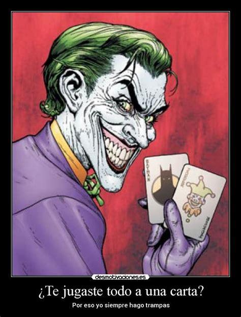 imagenes joker cartas im 225 genes y carteles de carta pag 14 desmotivaciones