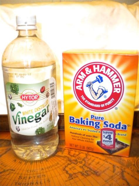 The art of resilience baking soda and vinegar aren t just for