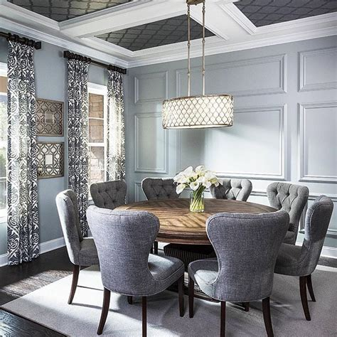round table dining room 25 best ideas about round dining tables on pinterest