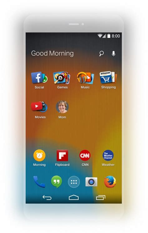 mozilla android preview of firefox launcher for android future releases