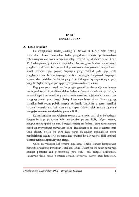 proposal penelitian tindakan kelas upaya peningkatan penelitian tindakan kelas