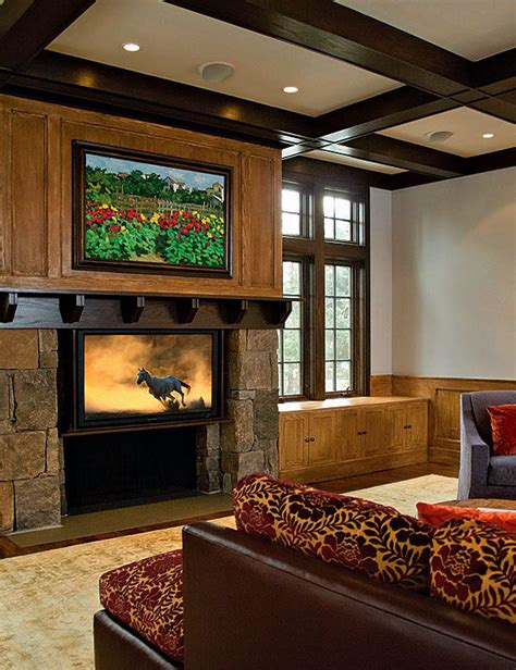 tv placement tv placement fireplace for the home
