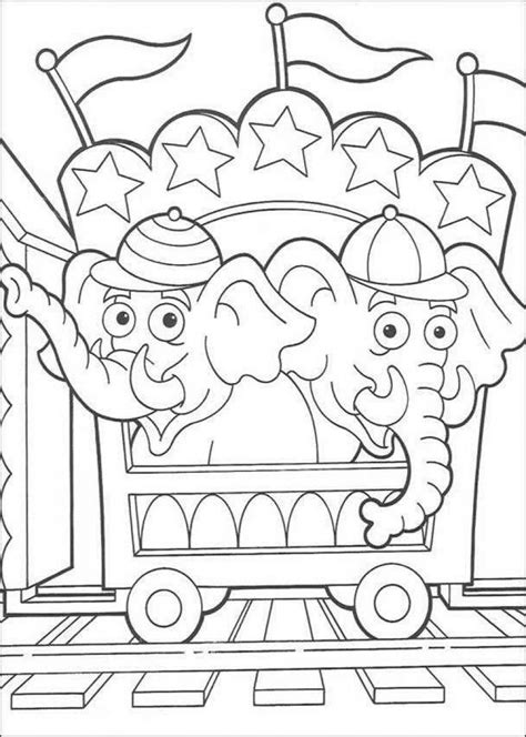 printable images circus printable coloring pages circus best free
