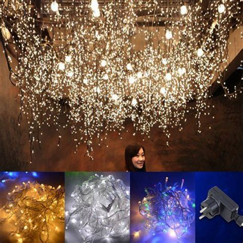 lichterketten vorhang die besten 25 lichterketten vorhang ideen auf