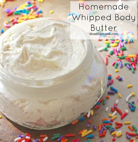 Diy Vanilla Body Butter