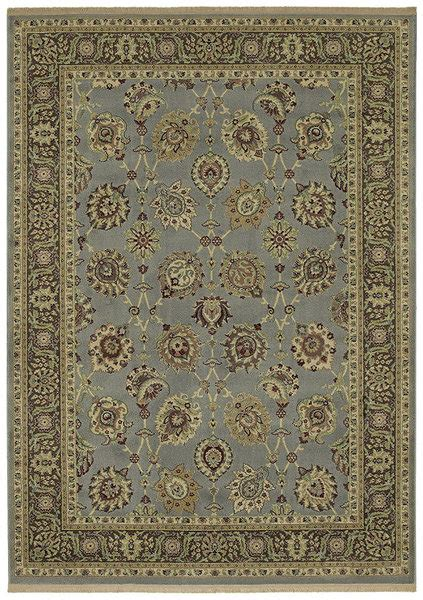 Discontinued Shaw Area Rugs Shaw Living Century Lenox 03600 Vintage Blue Closeout Area Rug 2014