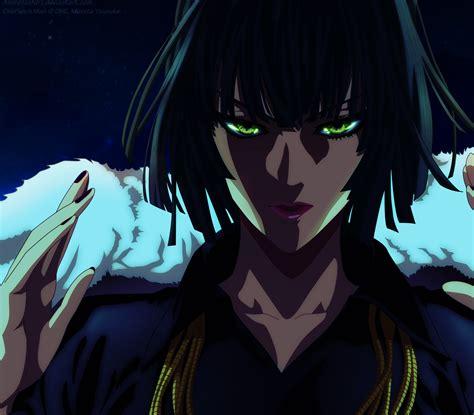 wallpaper anime opm one punch man jigoku no fubuki by animefanno1 on deviantart