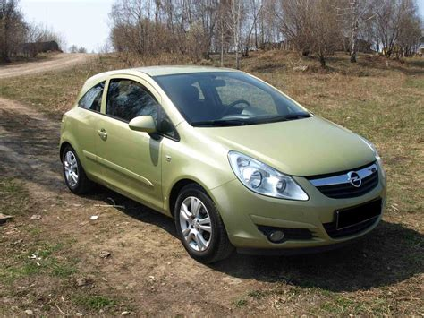 opel corsa 2007 general motors cars brands circuit diagram maker