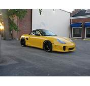 Aftermarket Bumpers For Boxster 986  Forum