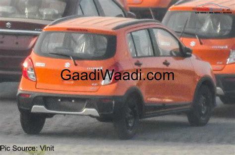 maruti suzuki celerio launch date maruti celerio x cross launched in india price engine